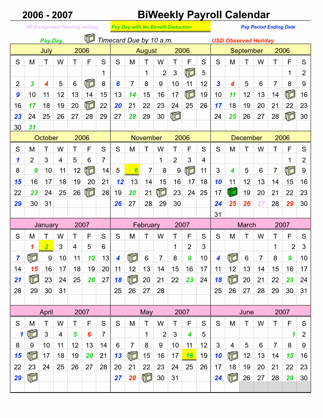 Best Of 43 Sample Ucsd 2019 Payroll Calendar with regard to Ucsd Payroll Calendar 2020 Color