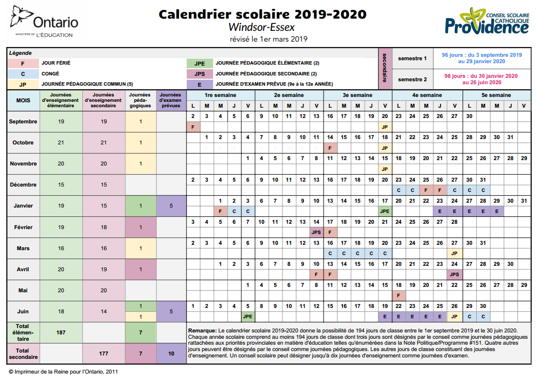 Calendrier Scolaire pertaining to Providence Payroll Calendar 2020