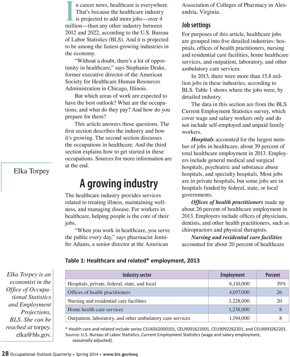 Healthcare: Millions Of Jobs Now And In The Future - Pdf in Csueb Payroll Calendar 2020-20