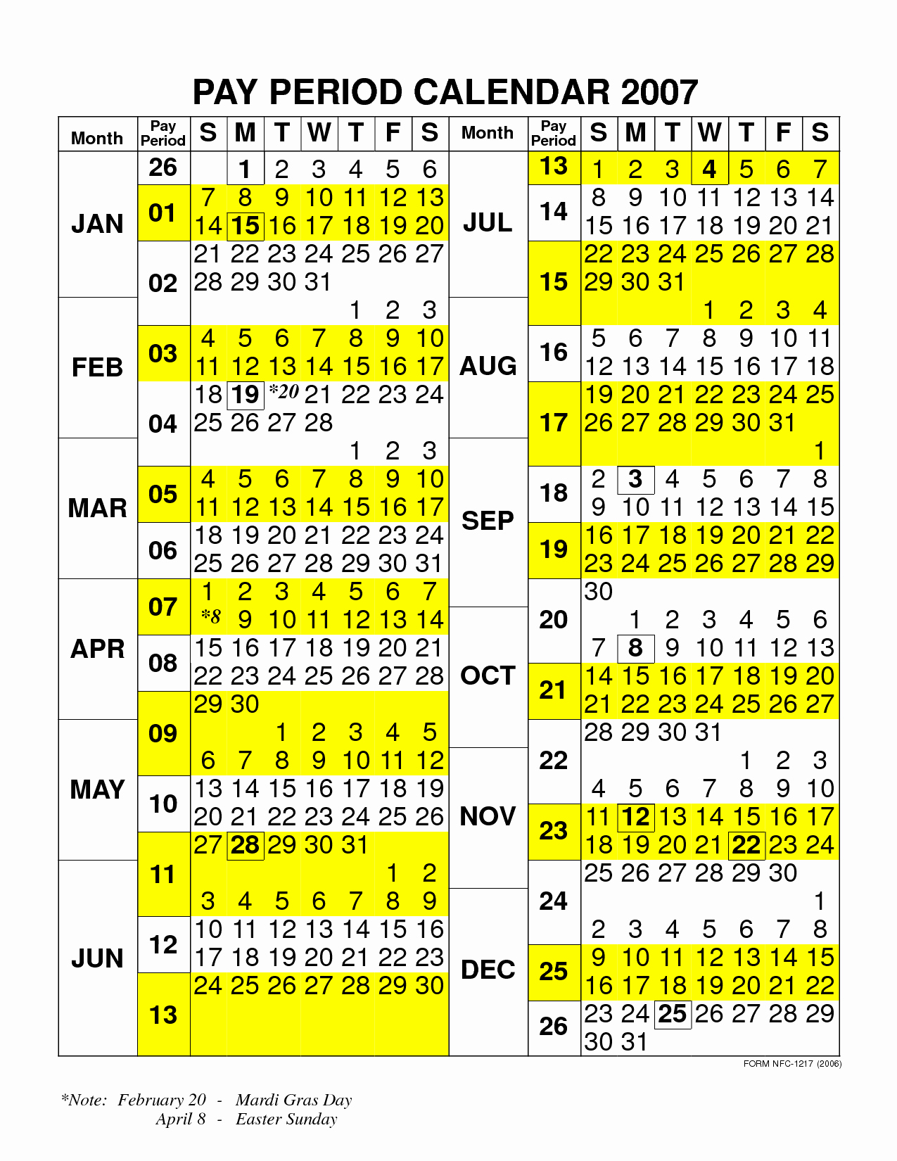 Lovely 47 Examples Government Pay Calendar | Sawfishmango for Sf Employee Payroll Calendar
