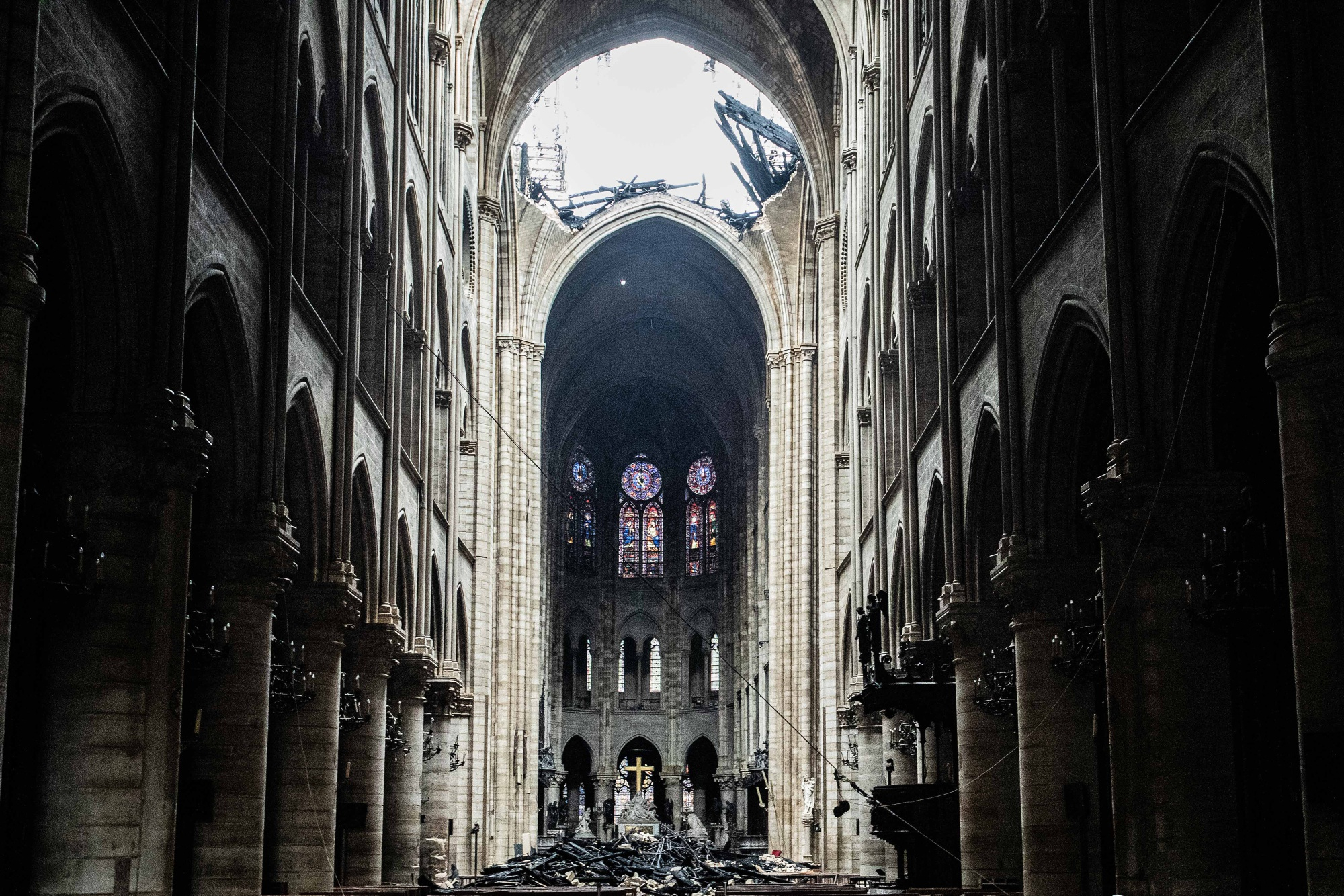 Notre Dame Renovation Update 2019: Us Donors Pay To Fix regarding Payroll Calendar Notre Dame