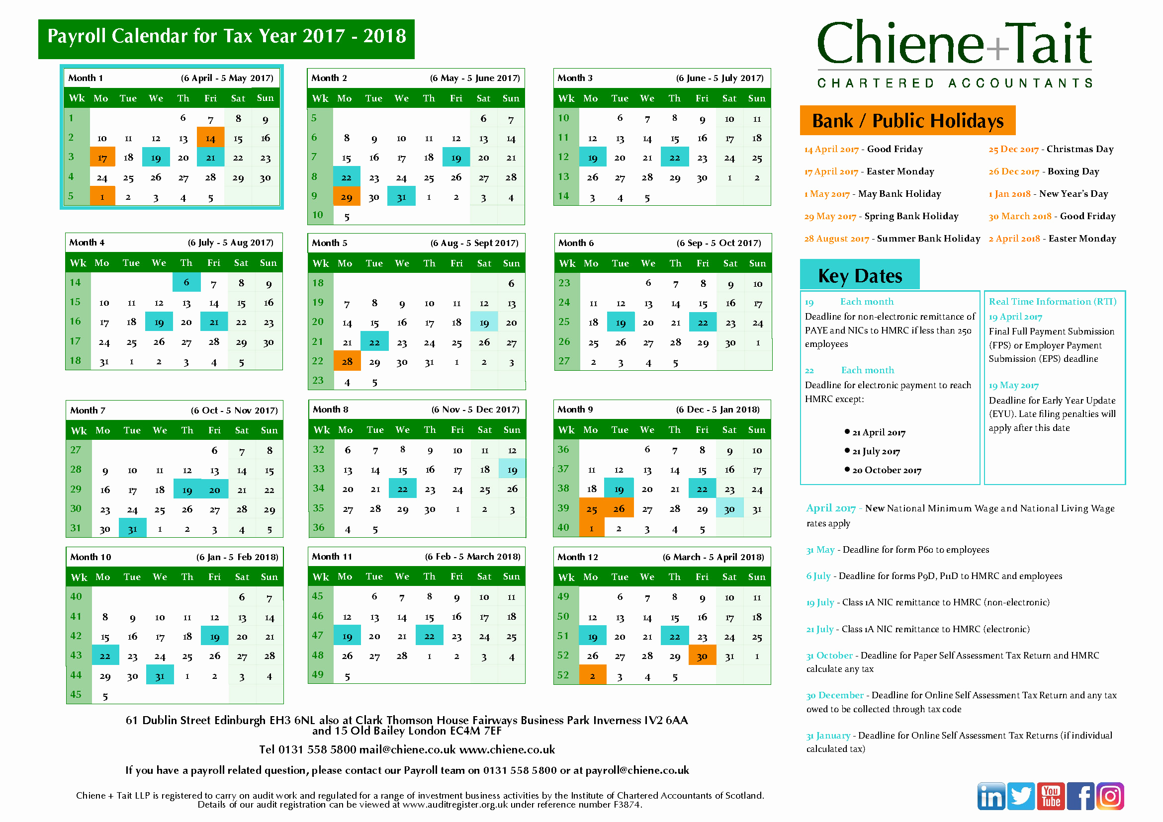 Payroll Calendar For Nc State Employees | Payroll Calendars with regard to Jcps Payroll Calendar