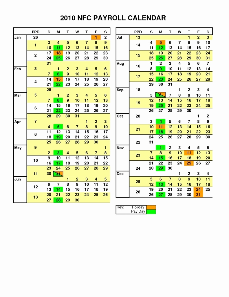 Semi Monthly Payroll Calendar 2019   2019 Adp Payroll with Semi Monthly Payroll Calendar 2020 Template