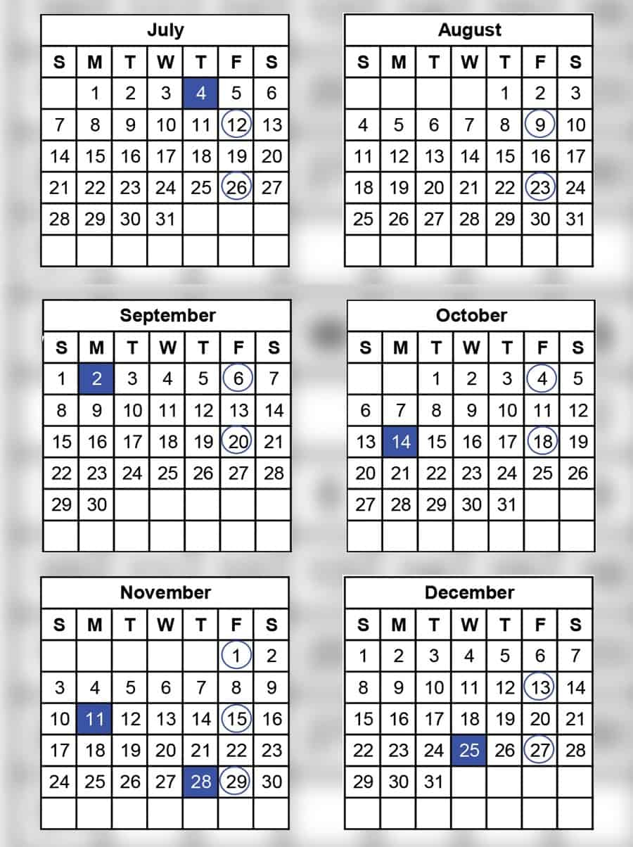 Want A Copy Of The Postal Service's 2019 Payroll Schedule in Payroll Calendar 15Th And Last Day Of Month